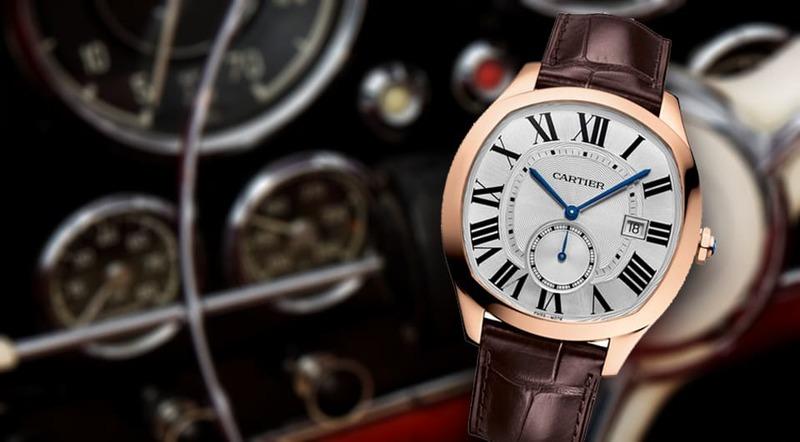 'Drive de Cartier', La Maison's New Men's Watch!