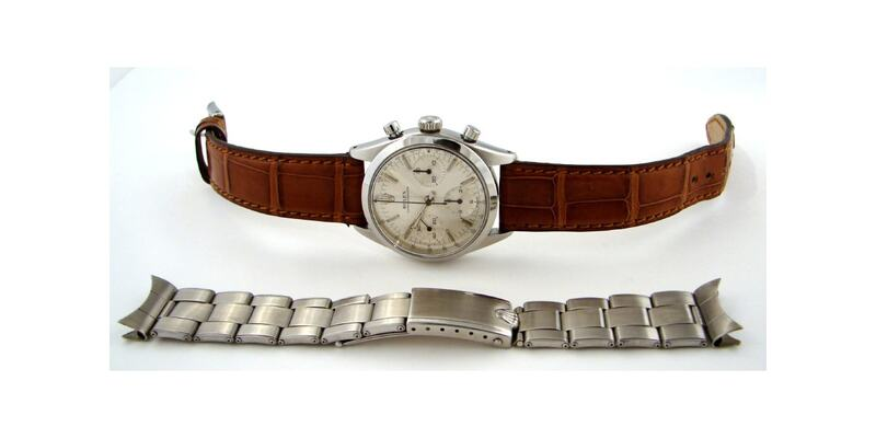 A $215USD Rolex 6238 from 1968 – When a 15″ Color TV Set Cost $350USD