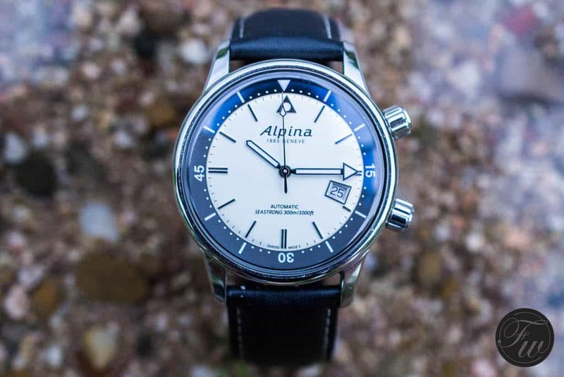 Alpina Seastrong Diver Heritage – Hands-On Review
