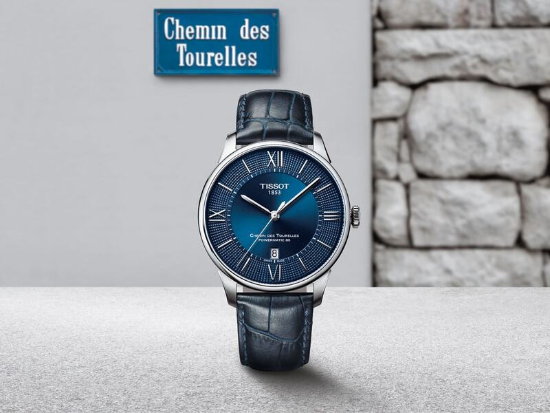 An Overview: The Tissot Chemin des Tourelles Watches