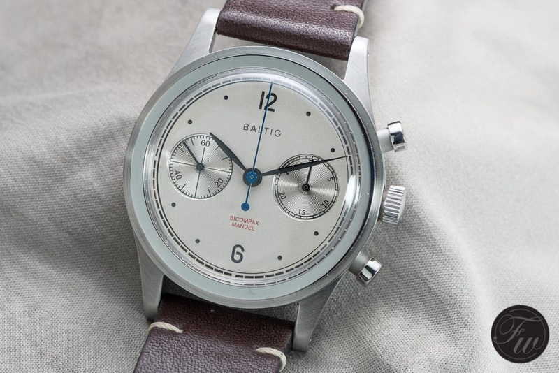 BALTIC Watches – Neo-Vintage Watches From France