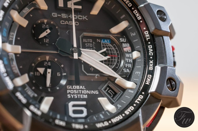 Casio G-Shock GPW-1000RAF – Hands-On Review