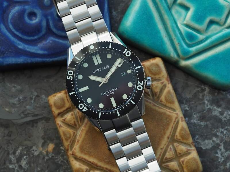 Checking Out the Borealis Portus Cale – a Highly Spec'd and Affordable Diver