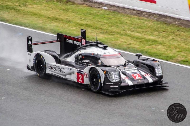 Chopard Superfast Chrono Porsche 919 Black Edition from Le Mans