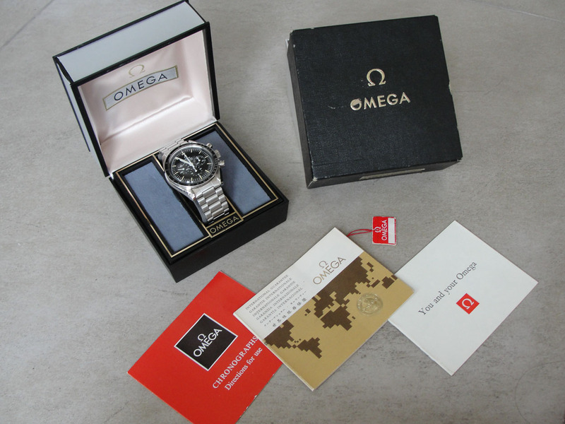 Collector's Story – A Dead Stock 1977 Omega Speedmaster Professional