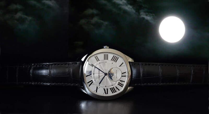 Drive de Cartier – 'Under A Raging Moon'