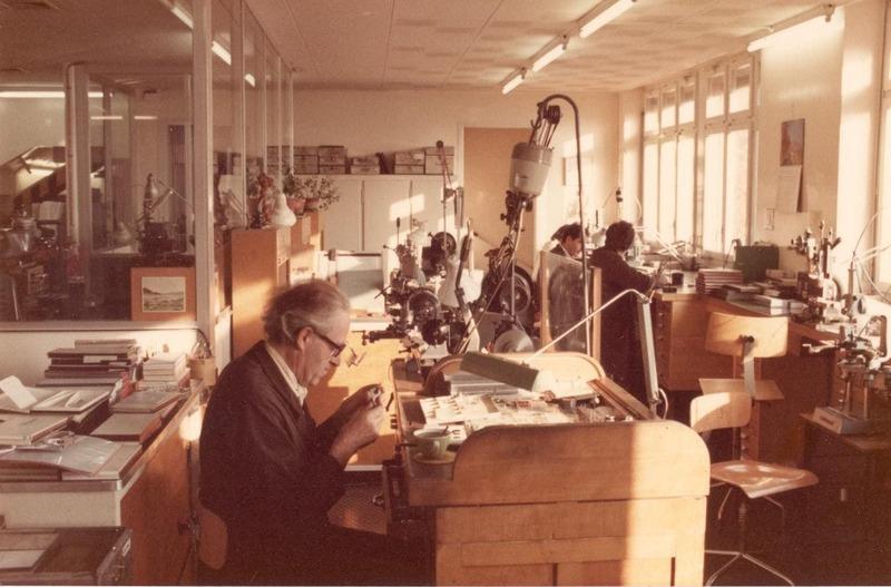 Establishment Of The Gerald Genta Heritage Association