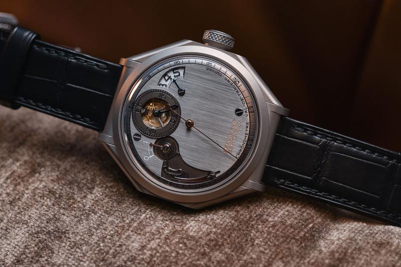 Ferdinand Berthoud, Chronometry and the FB1-R Regulator