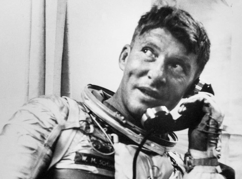 First Speedmaster In Space – It Was 54 Years Ago