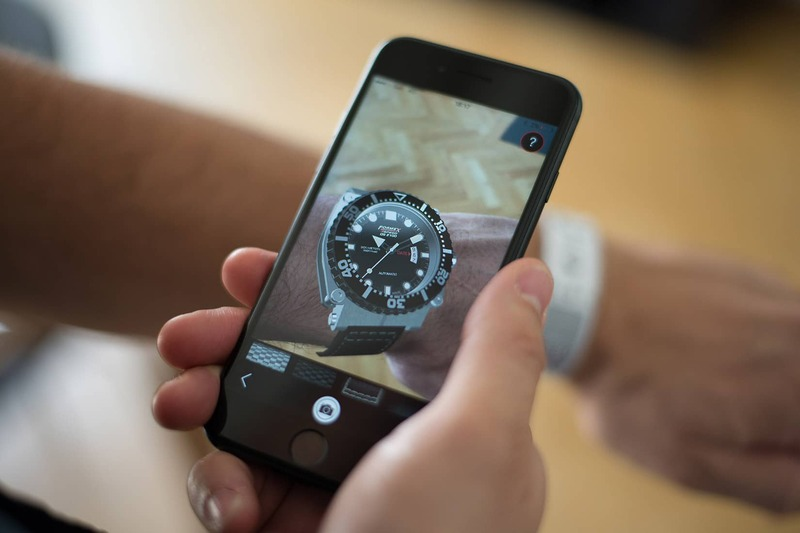 Formex Swiss Watches: new App lets you try on their watches virtually