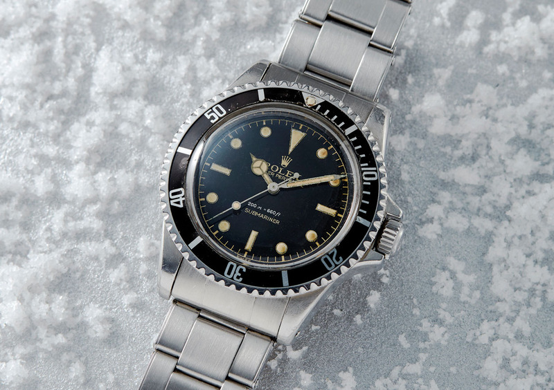 Four Highlights Of Fortuna's Important Watches Auction