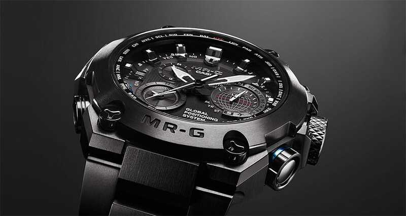 G-SHOCK MRG-G1000: An icon comes of age