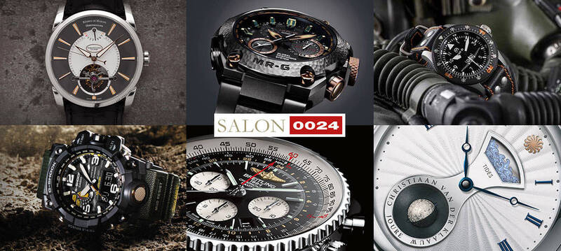 Give-Away – Tickets for the Salon 0024 in Amsterdam