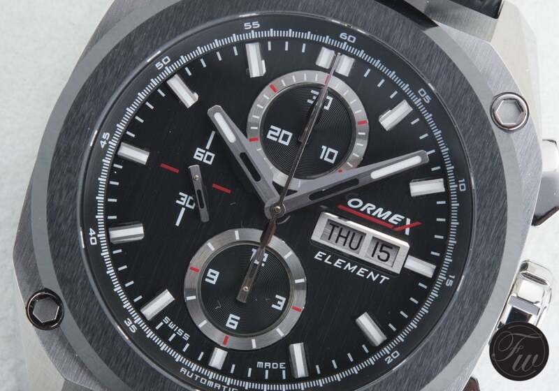 Hands-On Formex Element Chronograph Review