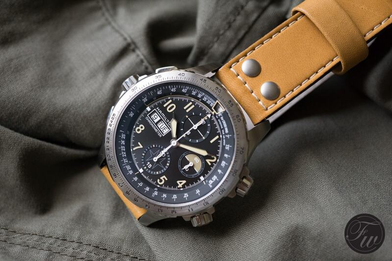 Hands-On Hamilton X-Wind Limited Edition Review