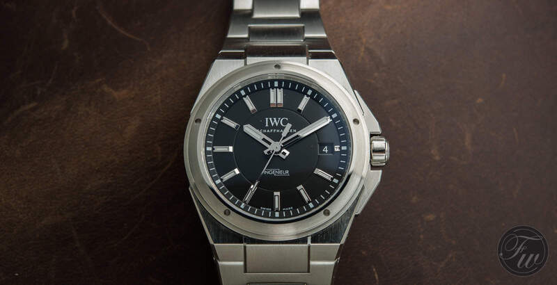 Hands-On IWC Ingenieur Reference 3239 Review