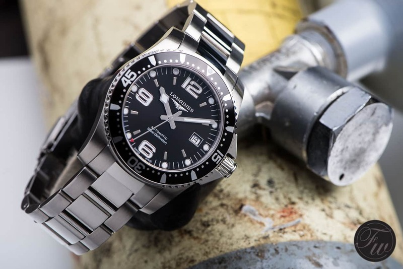 Hands-On Longines HydroConquest L3.642.4.56.6 Review