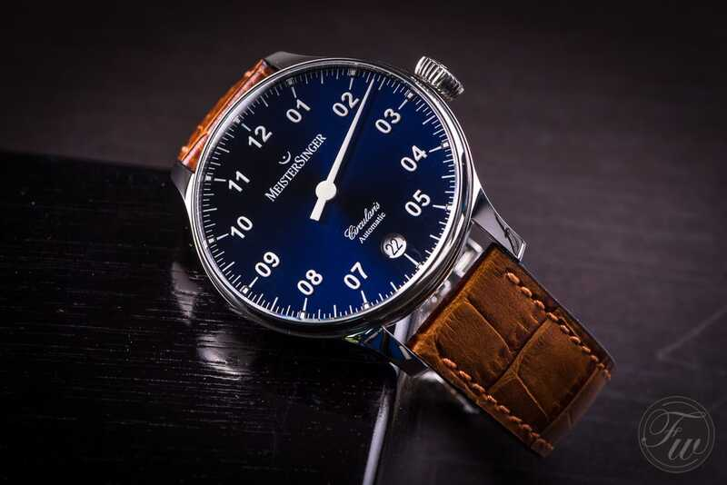 Hands-On MeisterSinger Circularis Automatic Review