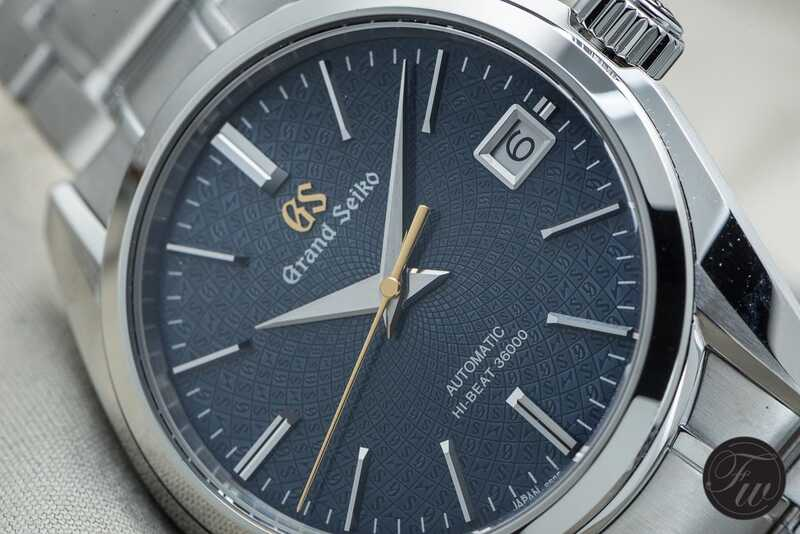 Hands-On With The Limited Edition Grand Seiko Reference SBGH267