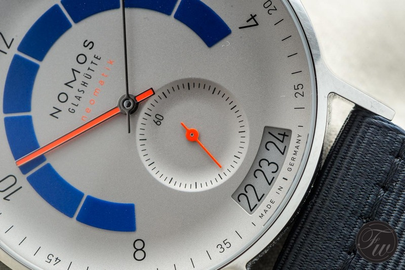 Hands-On With The NOMOS Autobahn Neomatik 41 Date