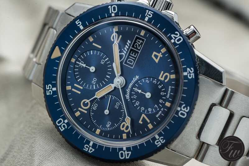 Hands-On With The Sinn 103 Sa B E Limited Edition of 500 Pieces