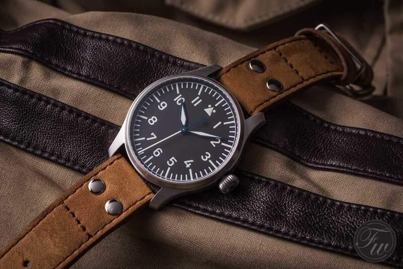 Hands-On With The Stowa Flieger Klassik 40