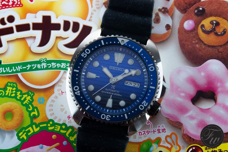 Hands-On With the Seiko Prospex SRPC91K1 – Save The Ocean