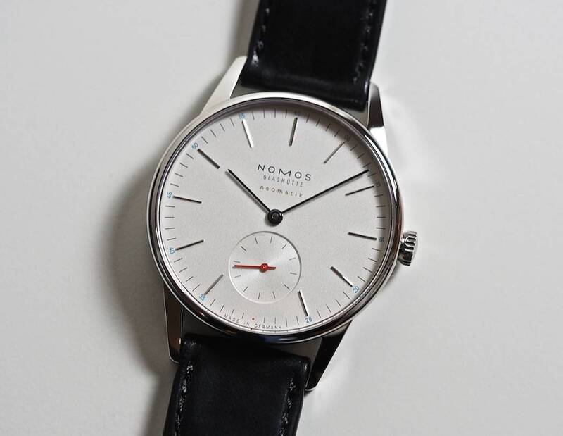 Hands-on: The Nomos Neomatik Lineup