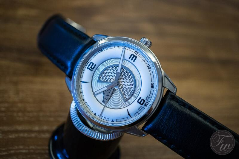 Hands-on With The 499 Swiss Francs Klynt Dome D01