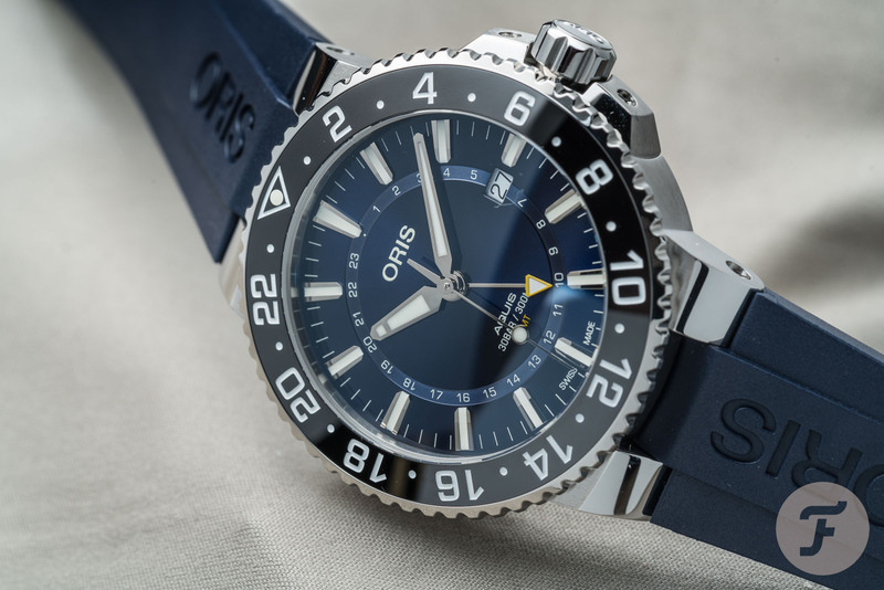 Hot Take: The Oris Aquis GMT Date – One Of My Favourites