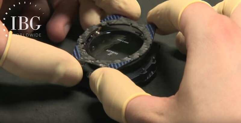 Hublot watches: How to produce carbon fiber and texalium?