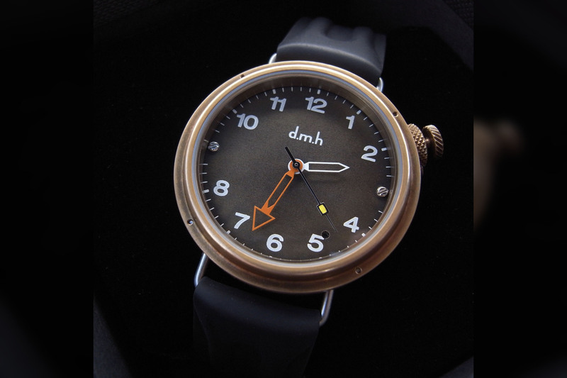 In Conversation with an Atypical Watchmaker, Fred Dingemans of d.m.h.