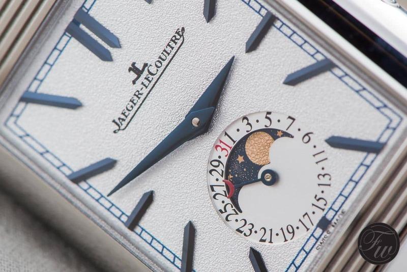 In Detail – Jaeger-LeCoultre Reverso Tribute Moon