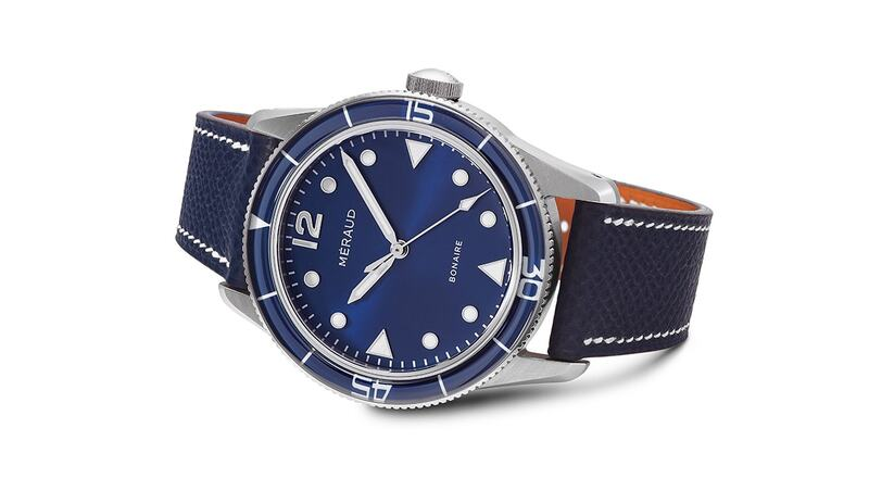 Introducing: Méraud Bonaire Automatic (Starting At €635) – Live Pictures