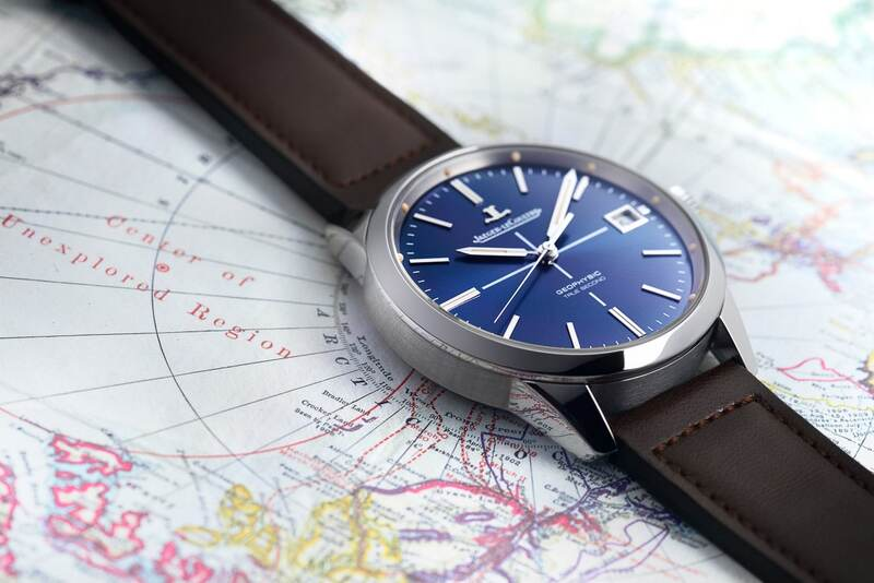 Jaeger-LeCoultre Geophysic True Second Limited Edition – 100 Pieces Only