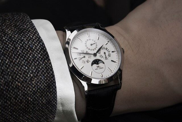 Karl-Leimon Watches. Sophisticated, Elegant and Timeless!