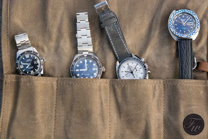 Keep Track Of The Value Of Your Watch Collection