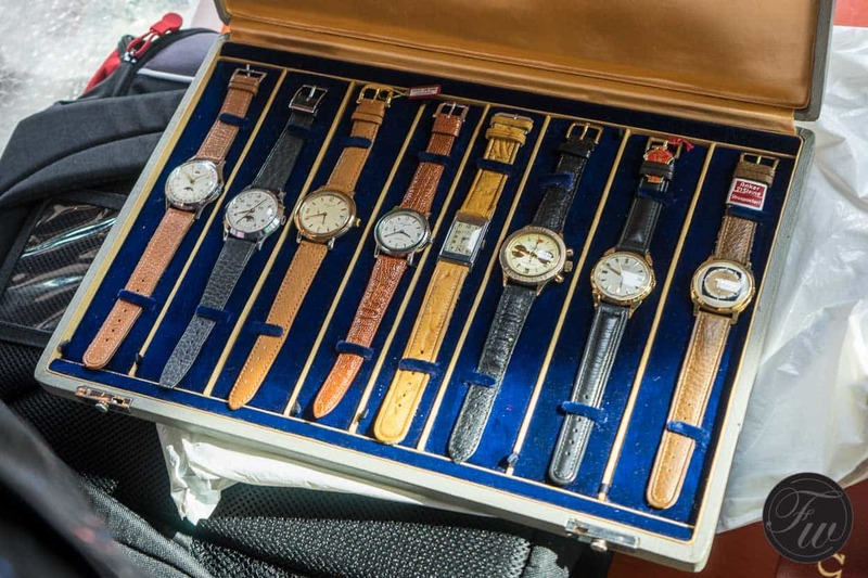 London Vintage Watch Lovers GTG Friday 4th of November