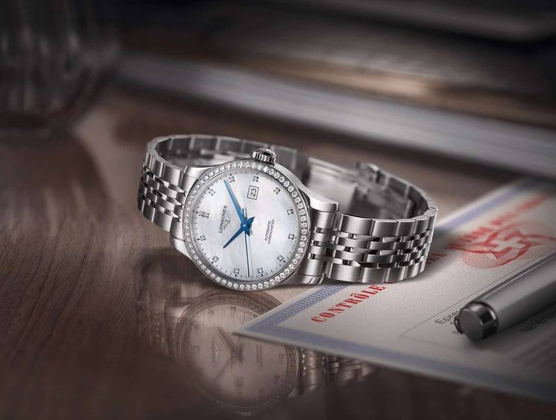 Longines presents its Record collection, watchmaking expertise stamped with the COSC seal