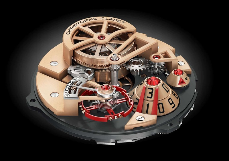 Looking Forward To The New Christophe Claret Maestro