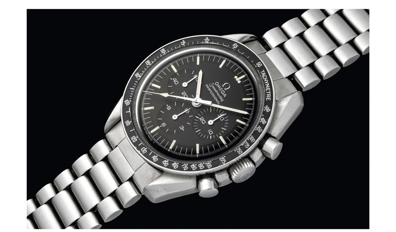 MOONWATCH ONLY – 60 Years of OMEGA Speedmaster