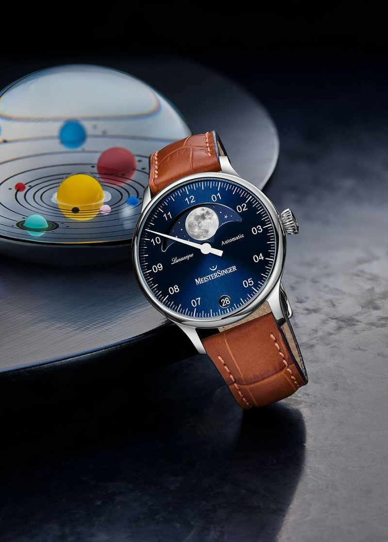 MeisterSinger – Watches Designed On a Human Scale