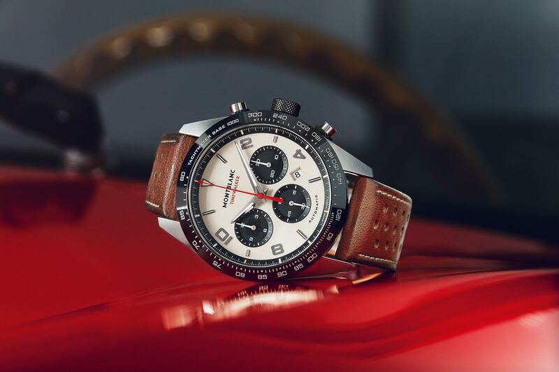 Montblanc TimeWalker Manufacture Chronograph – First Look
