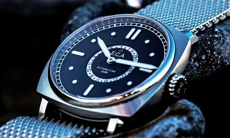 North Sea II – E.C.Andersson's Most Advanced Watch Yet