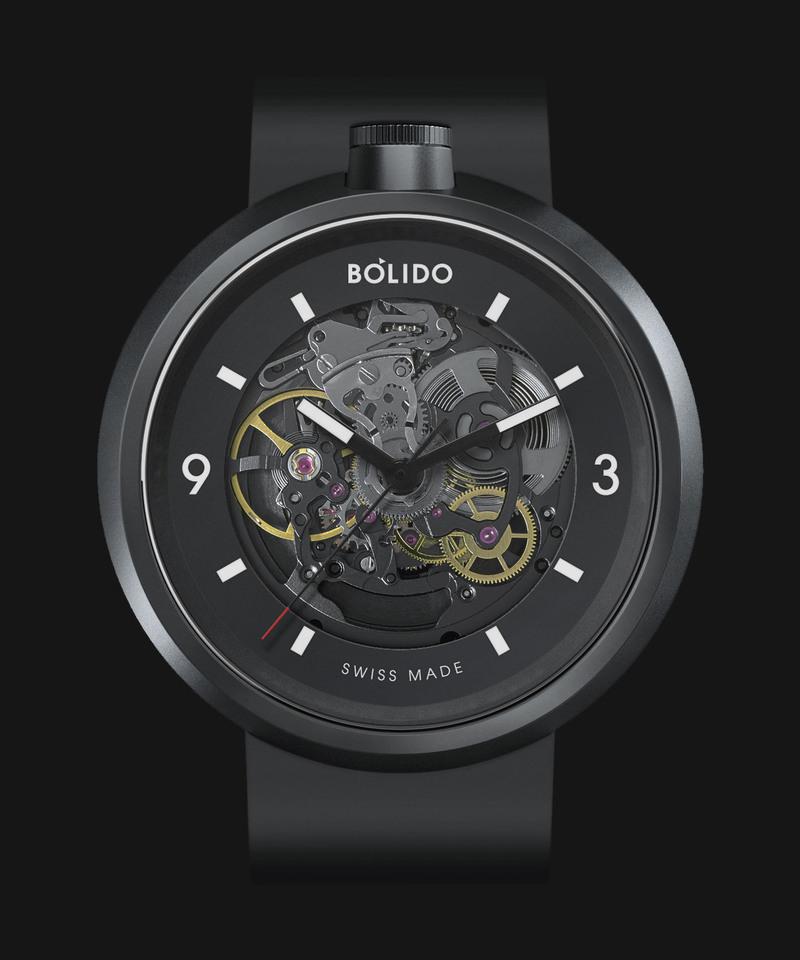 Now on Kickstarter: Bólido Black Edition