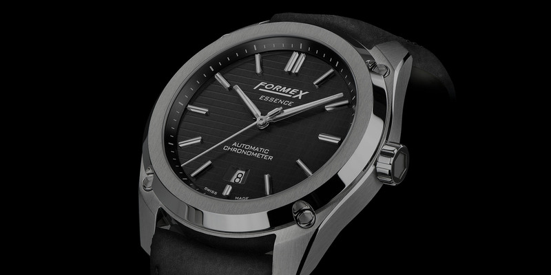 Now on Pre-Sale: Formex' COSC-certified Automatic Chronometer