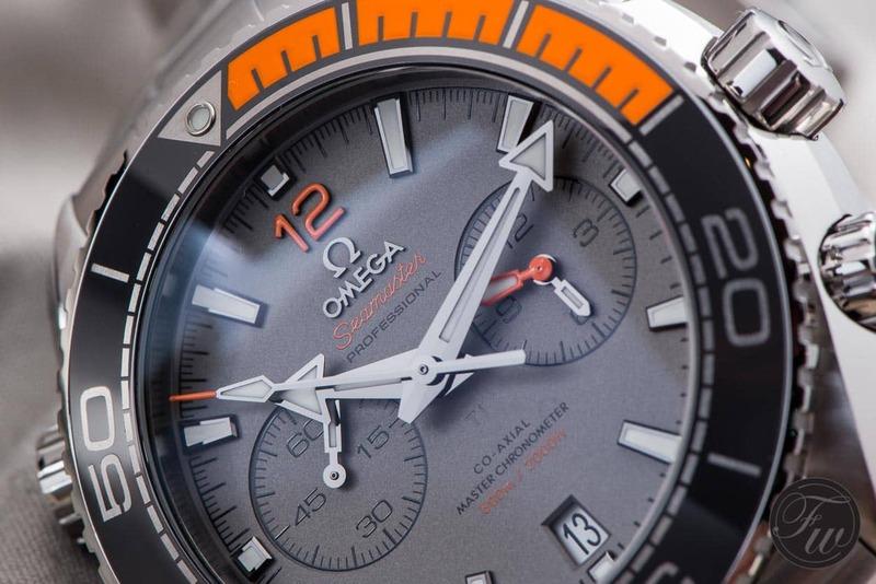 Omega Seamaster Planet Ocean 600M Master Chronometer Titanium Hands-On