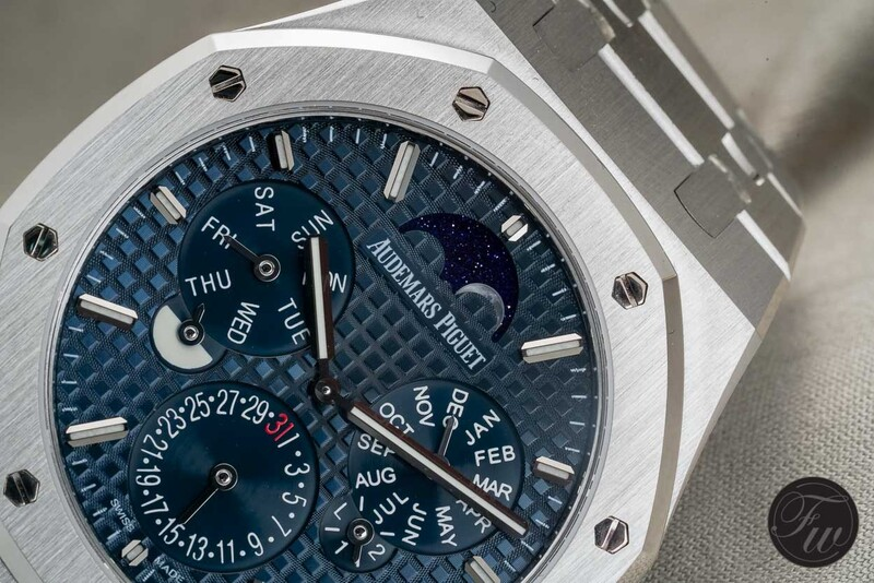 One Of 2018's Coolest Watches, Is Not for Sale. The Audemars Piguet Royal Oak RD#2.