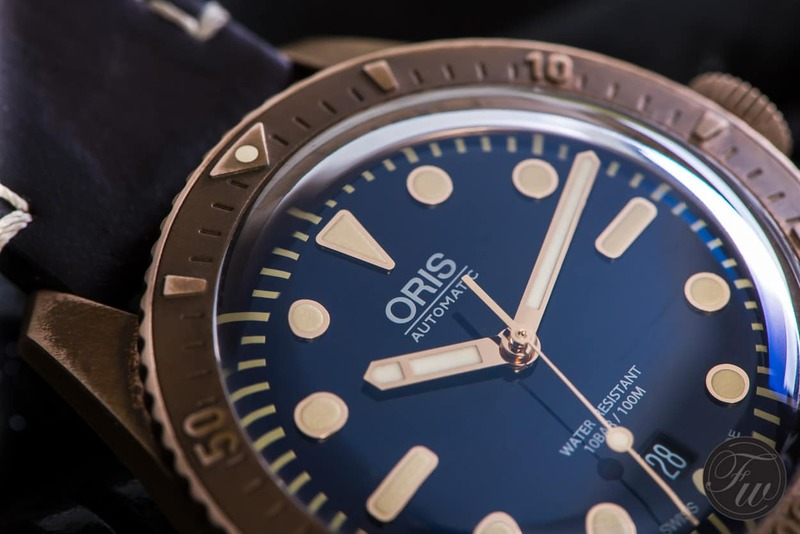 Oris Bronze Watch Review – What Does It Look Like After A Few Months?