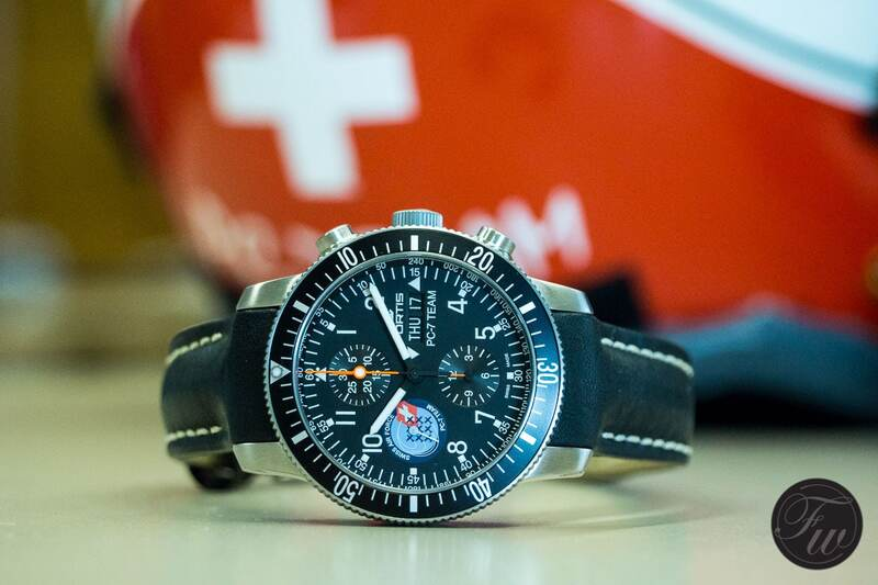 PC-7 Meets Fortis – Photo Essay